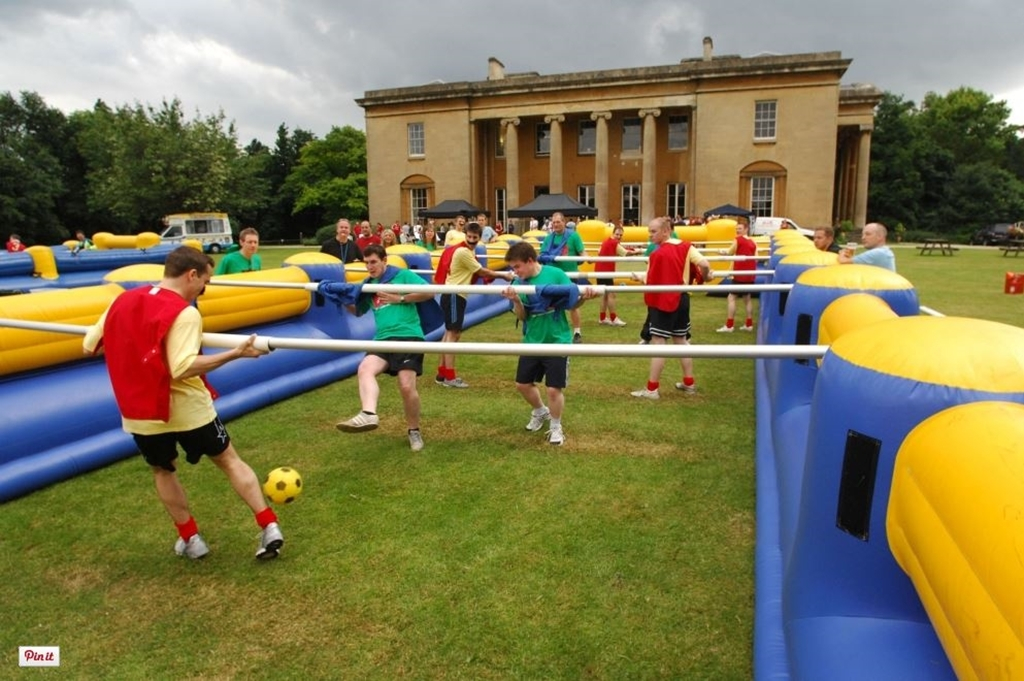 Team Building at Leigh Court