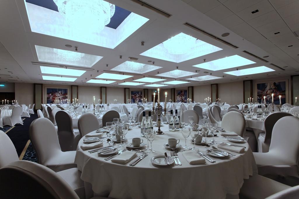 Wessex Ballroom - Banquet Setup