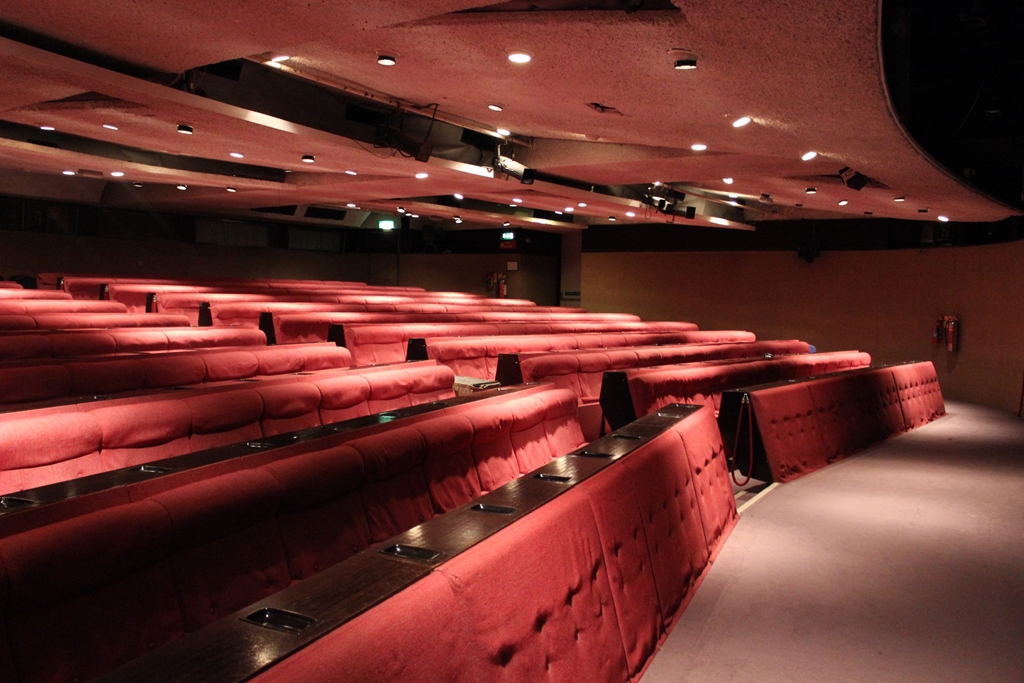 Discover our unique Yor Theatre with tiered seating