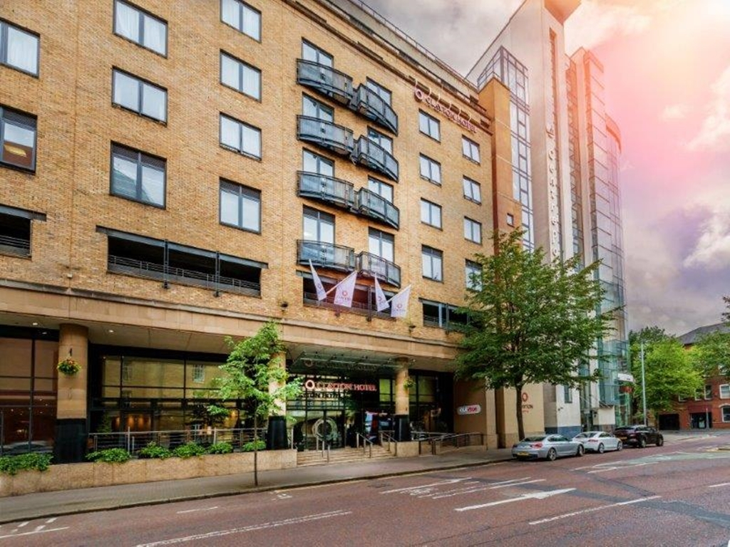 Clayton Hotel Belfast