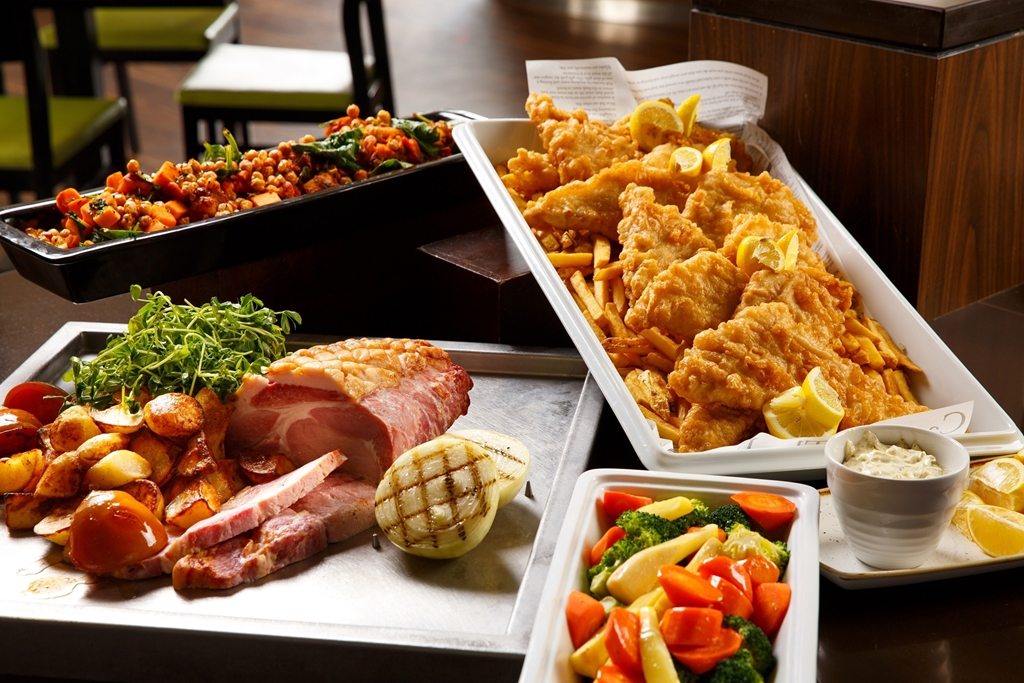 Our Conference Lunch, the Ingredients for Success for your meeting