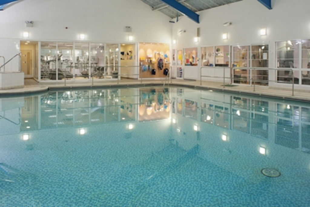 Swimming Pool in Spirit Healthclub