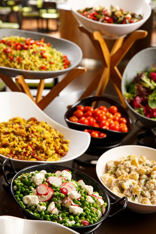 Ingredients for Success - Salad Bar
