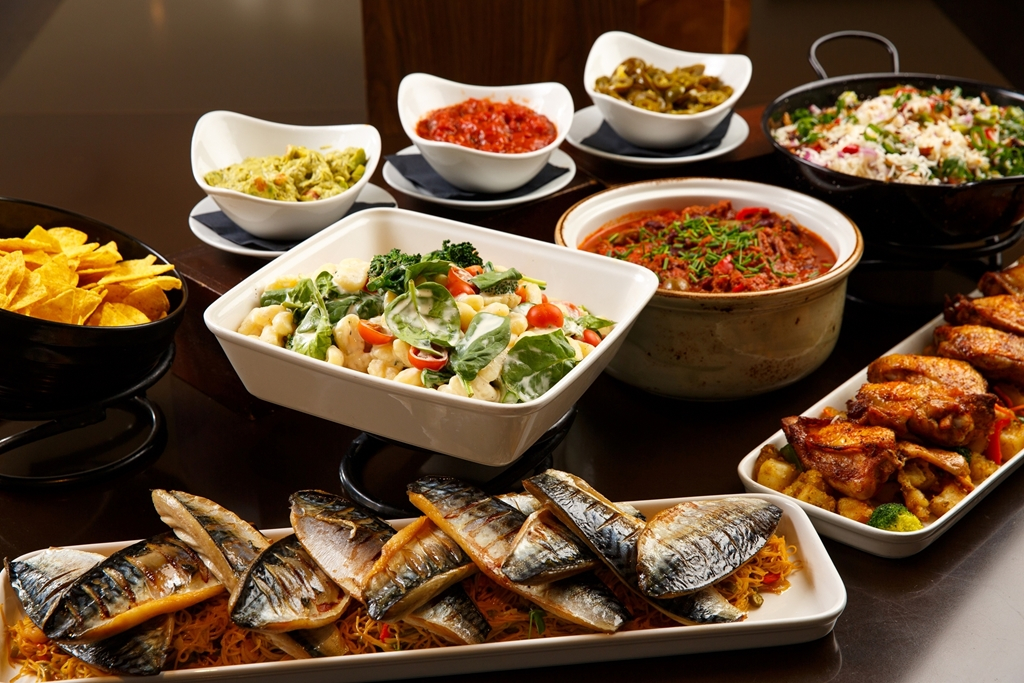 Ingredients for Success - Hot Buffet