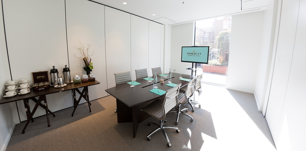 Puffin Suite- Boardroom style