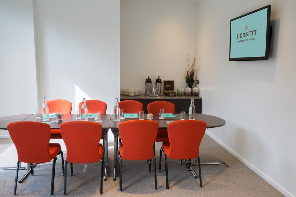 Albatross Suite- Boardroom style