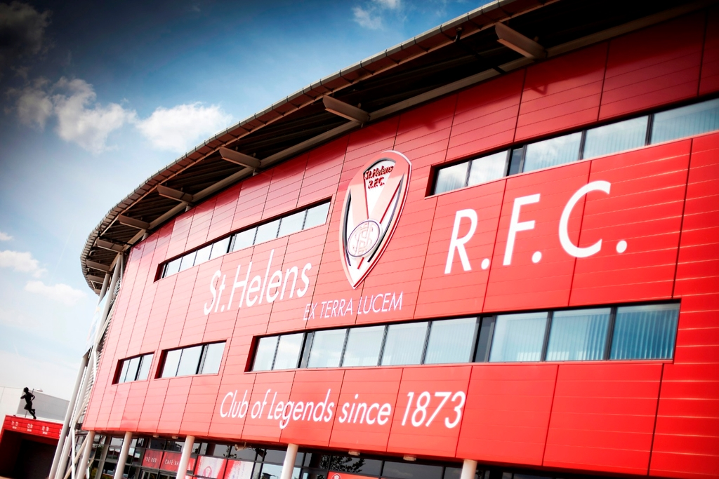 Totally Wicked Stadium - St Helens Rugby Club