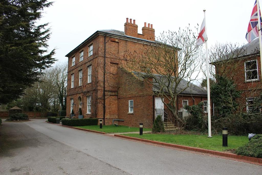 Holiday Inn Milton Keynes East M1, JCT 14