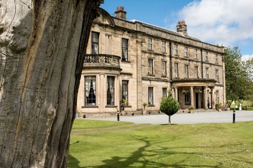 Best Western Beamish Hall Hotel