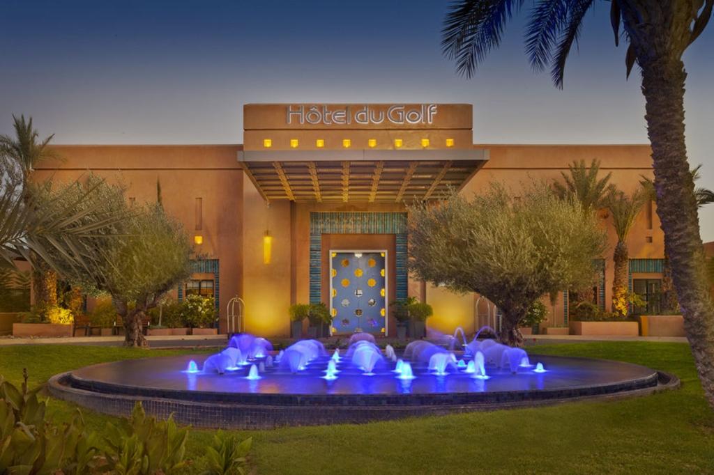 Hôtel du Golf