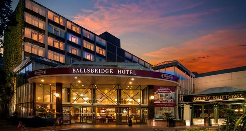 Ballsbridge Hotel Dublin