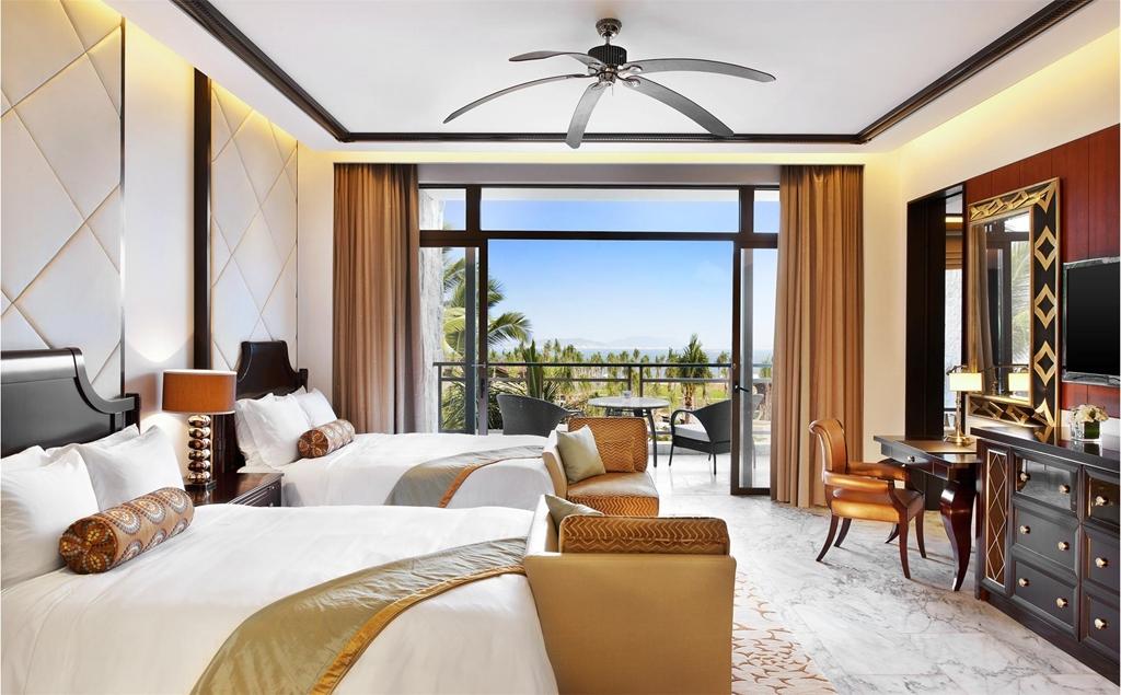The St Regis Sanya Yalong Bay Resort