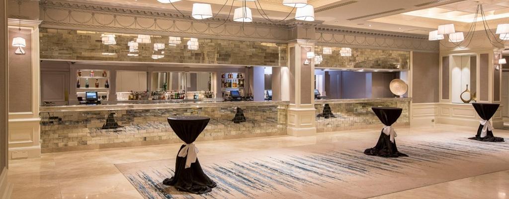 Concourse Bar/Reception Area