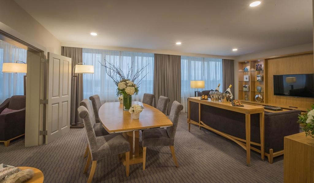 Presedential Suite Dining Room