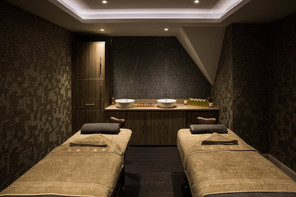Spa Duel Treatment Room