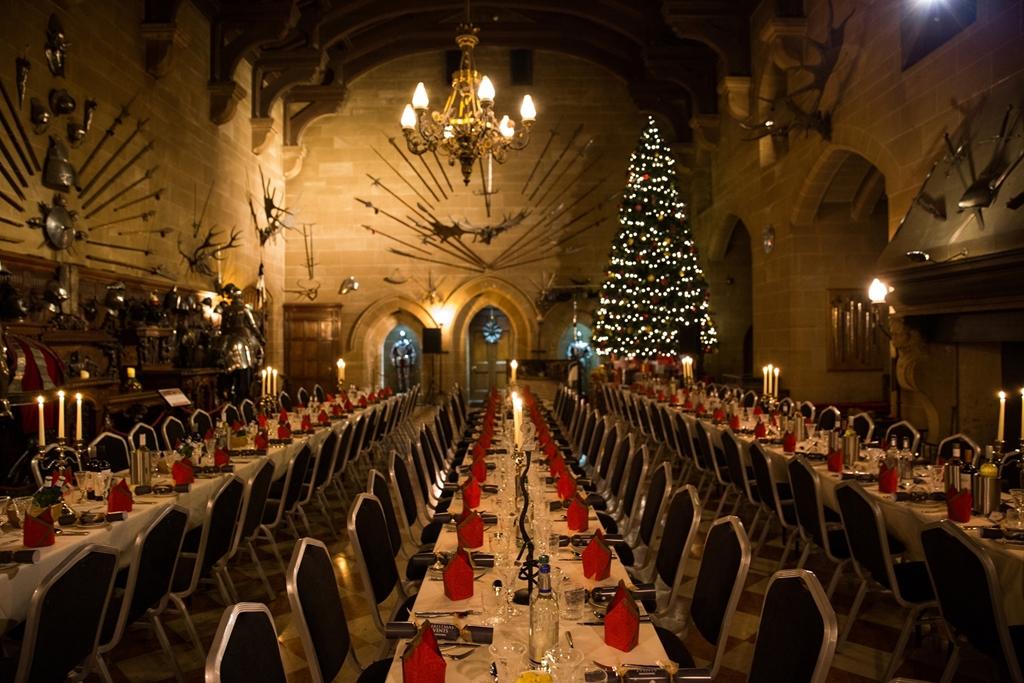 Great Hall Christmas Dining