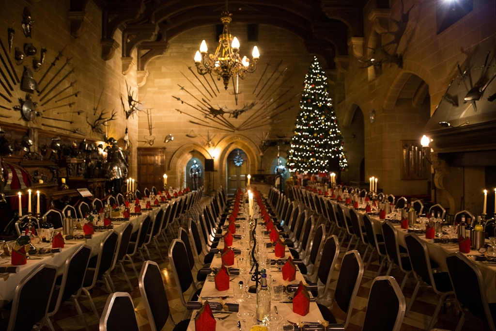 Great Hall Christmas Dining