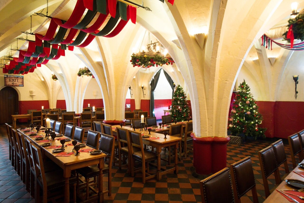 Undercroft Restaurant