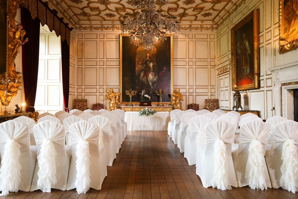 State Dining Room Civil Ceremony