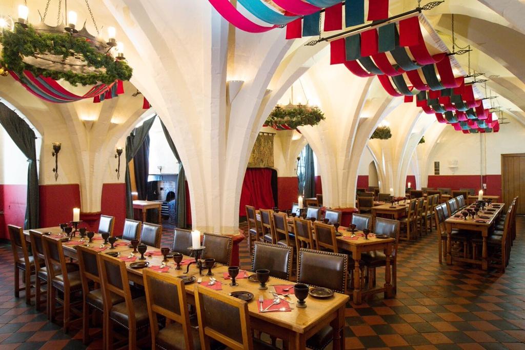 Undercroft Mediaeval Banquet