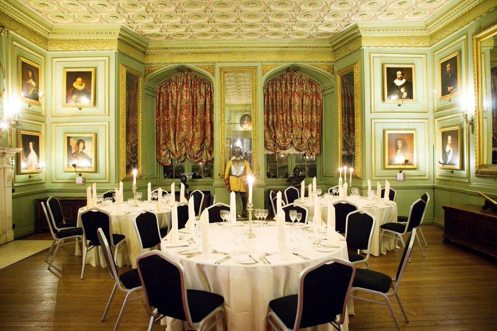 Green Drawing Room Dinner