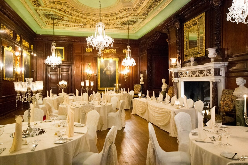 Cedar Drawing Room Wedding Breakfast