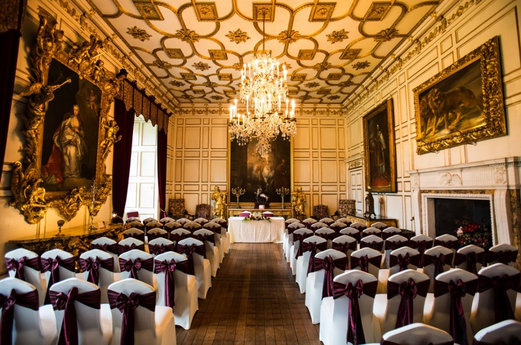 Ceremony in the State Dining Room