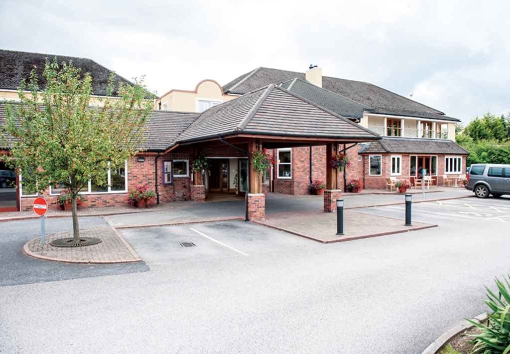Cottons Hotel & Spa - Knutsford - Cheshire