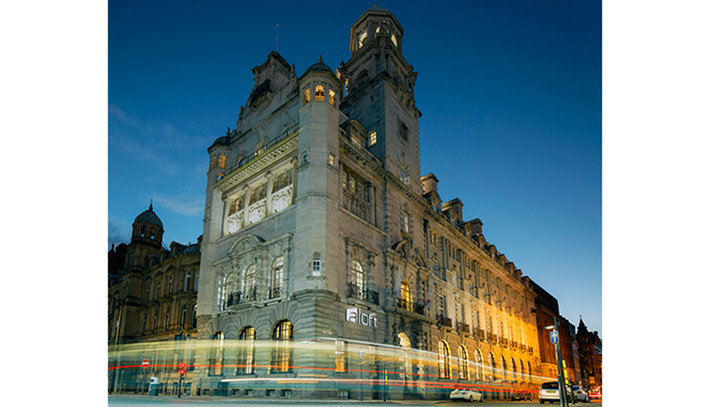 Aloft Liverpool Hotel