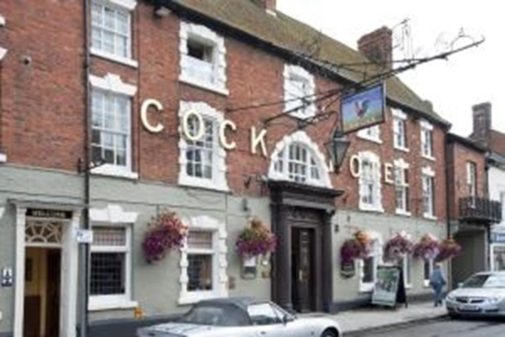The Cock Hotel, stony stratford
