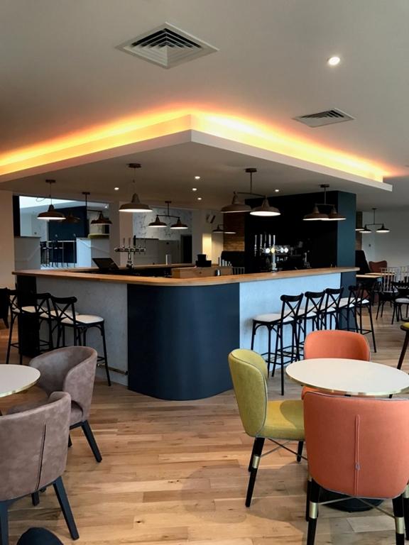 Kitchen, Bar and Restaurant