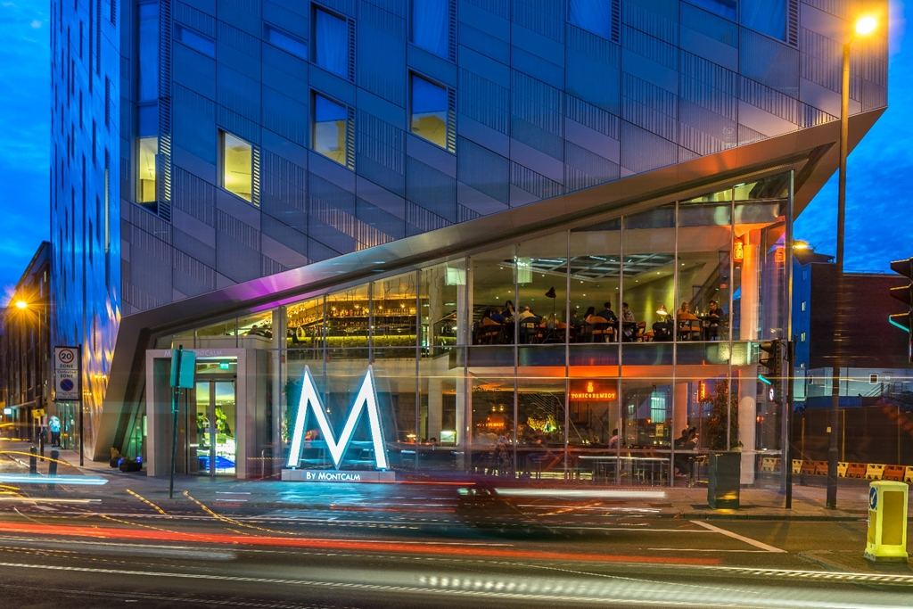 M by Montcalm Shoreditch Tech City Hotel