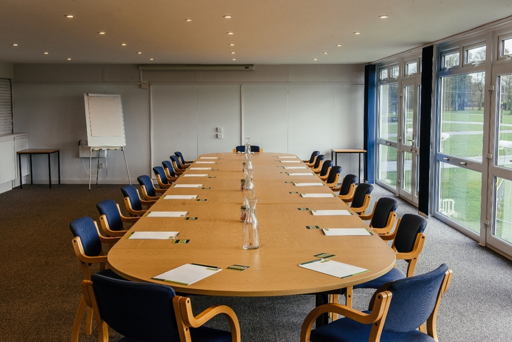 Upper Lindfield Suite boardroom style