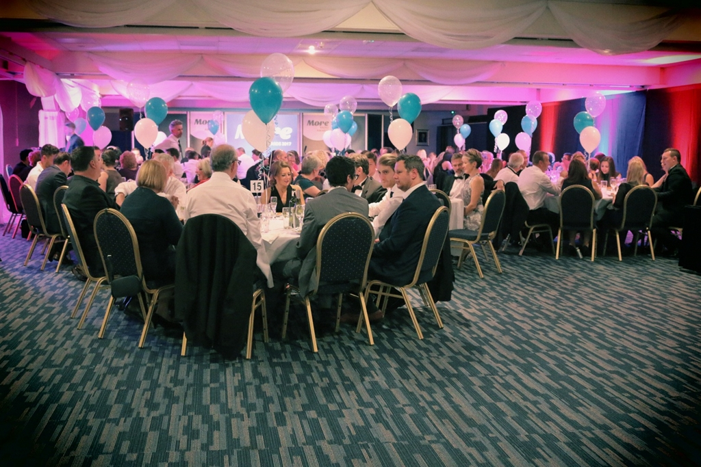Ardingly room banqueting style
