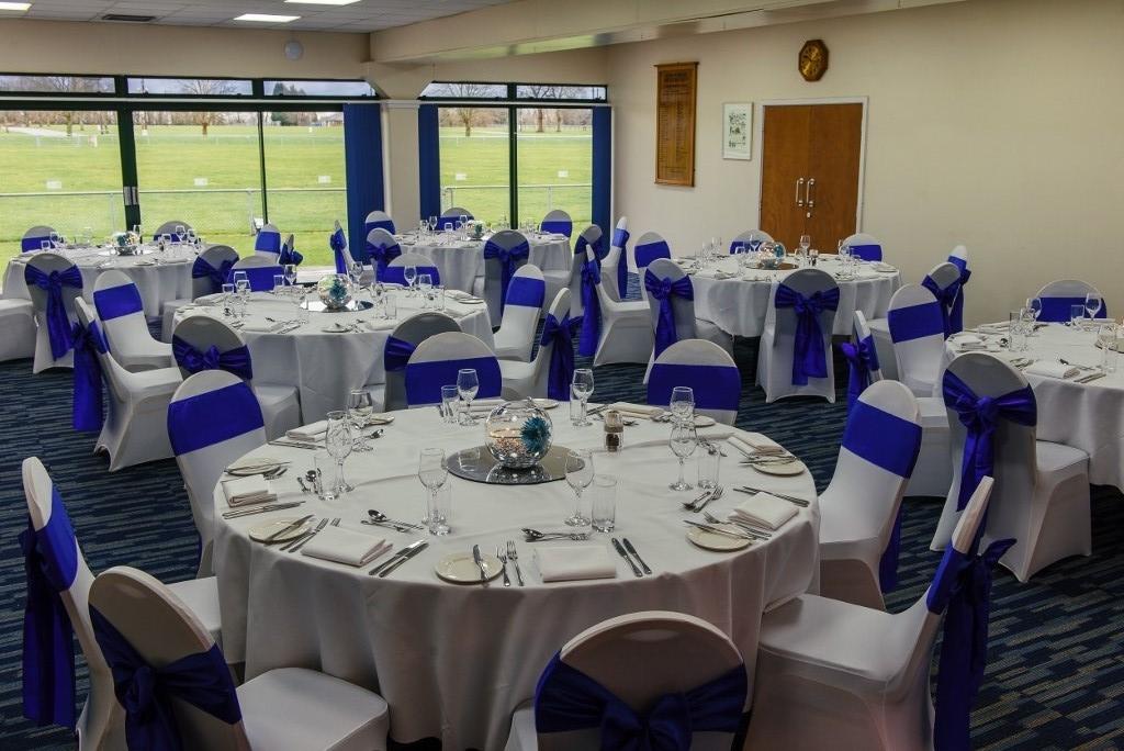 Kleinwort room banqueting style