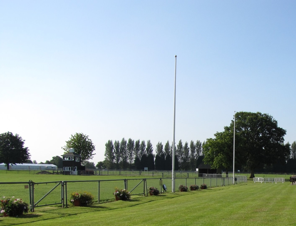 View over grounds