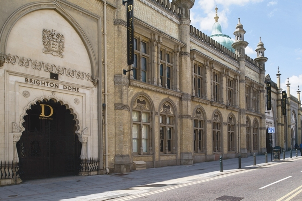 Brighton Dome - exciting new venues for 2019