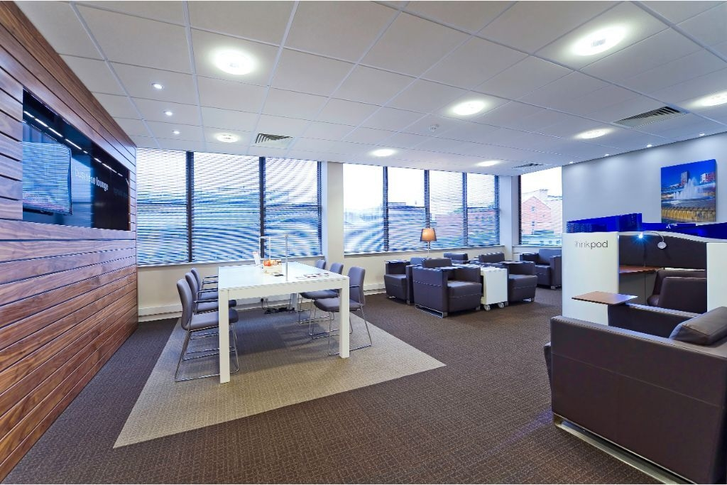Regus Express Sheffield - Meadowhall