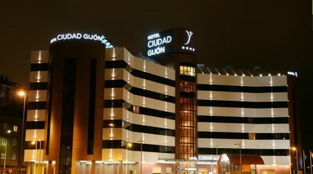 Silken Hotel Ciudad Gijon