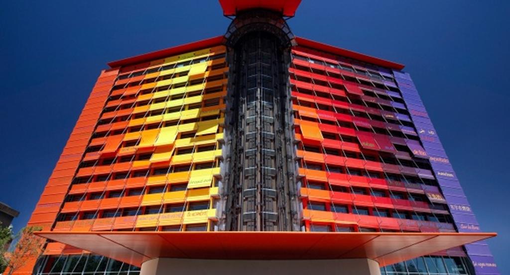 Silken Hotel Puerta America