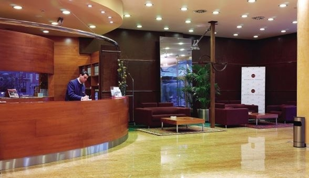 Silken Hotel Monumental Naranco