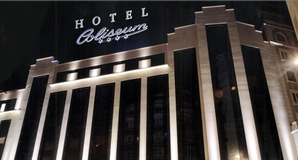 Silken Hotel Coliseum Santander