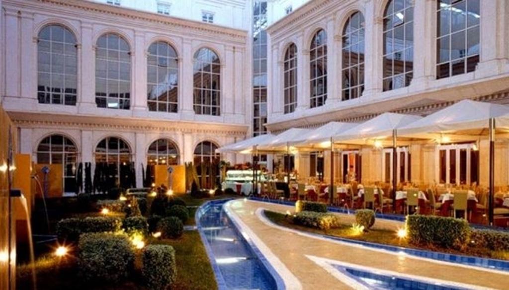 Silken Hotel Al-Andalus Sevilla
