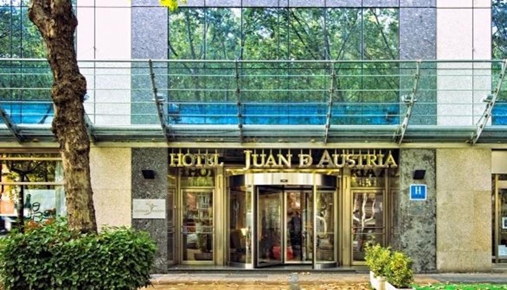 Silken Hotel Juan de Austria Valladolid