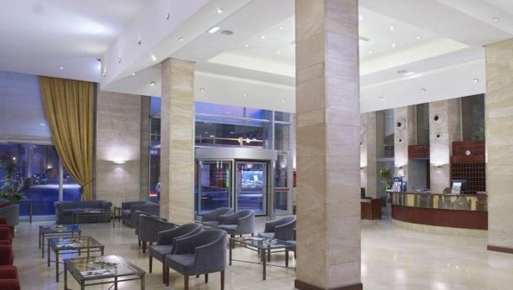Silken Hotel Reino de Aragon Zaragoza