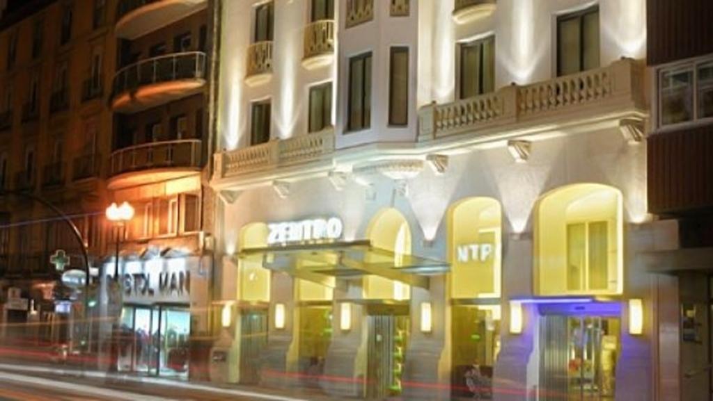 Silken Hotel Zentro Zaragoza