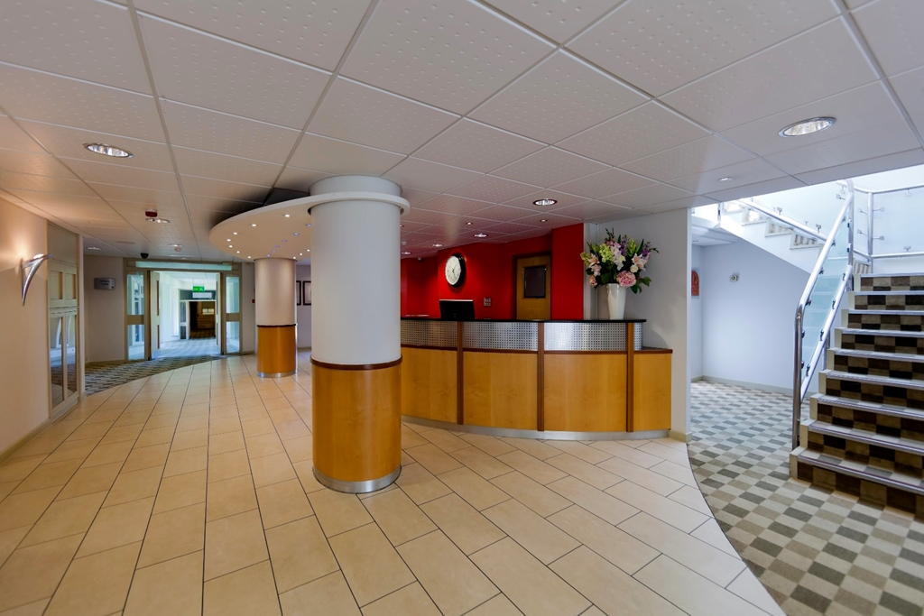 Management Centre Reception