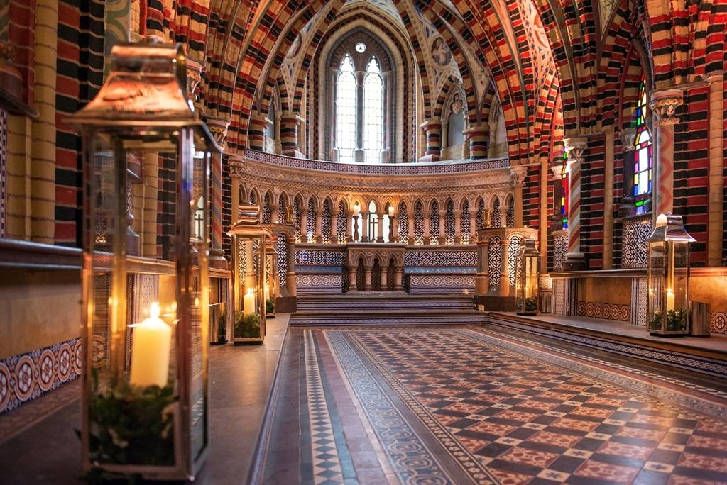 Towers - Ornamental Chapel