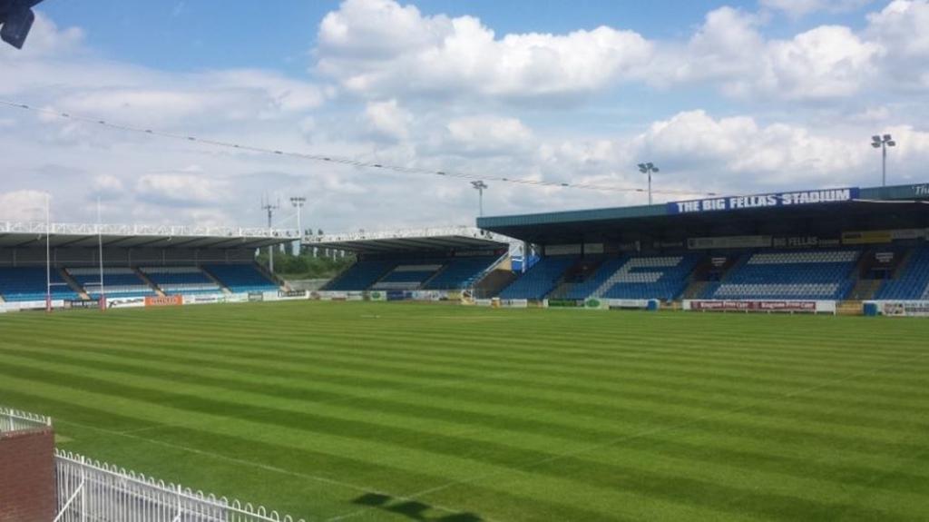 Featherstone Rovers – The Millennium Stadium