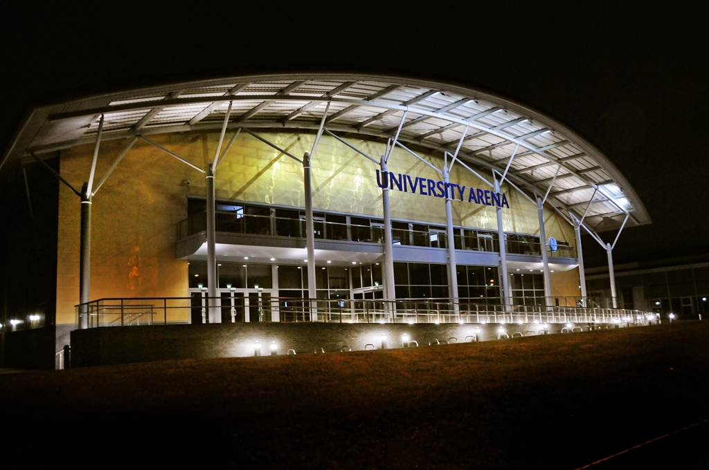 University of Worcester Arena